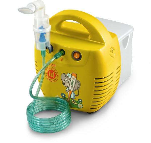 Купить Компрессорный детский ингалятор - небулайзер Little Doctor LD-211C, Little Doctor International (S) Pte. Ltd