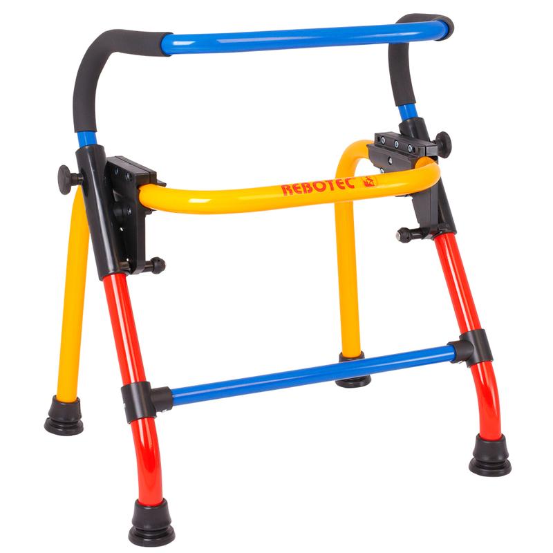 Купить Ходунки для детей Rebotec Вок-он (складные) размер XS (высота 60.5 - 69 см), REBOTEC Rehabilitationsmittel GmbH, разноцветные