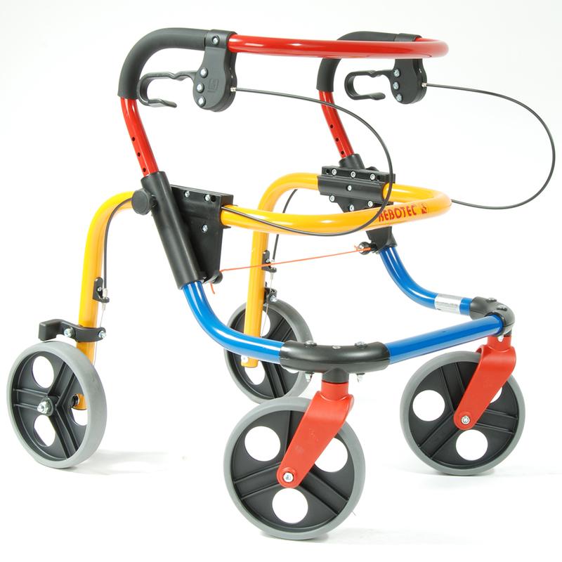 Купить Ходунки-роллаторы для детей с ДЦП Rebotec Фикси, REBOTEC Rehabilitationsmittel GmbH, аллюминий
