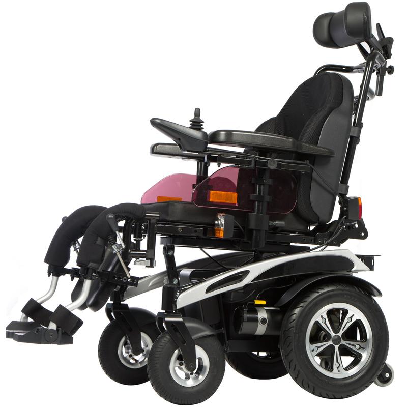 Купить Кресло-коляска с электроприводом Ortonica Pulse 350