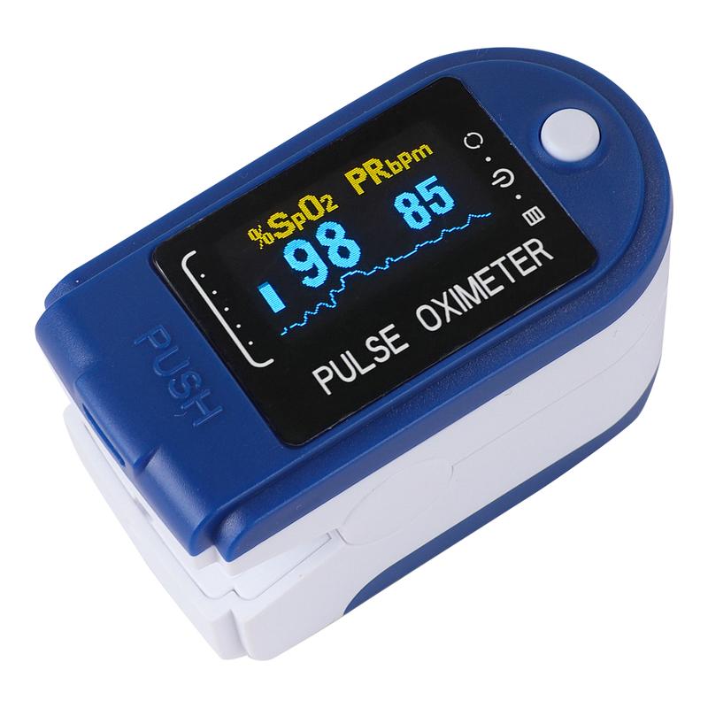 Купить Пальчиковый пульсоксиметр CMS 50D+, Contec Medical Systems