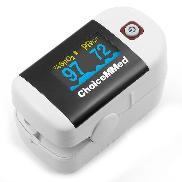 Купить Пальчиковый пульсоксиметр MD300C22, ChoiceMMed