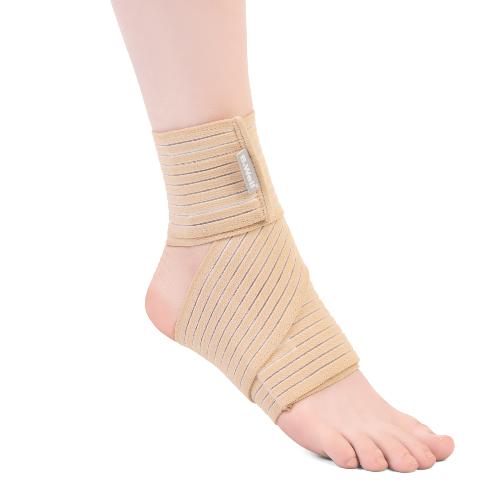 Купить Бандаж на голеностопный сустав B.Well rehab W-347 бежевый размер универсальный, B.Well, Ltd.