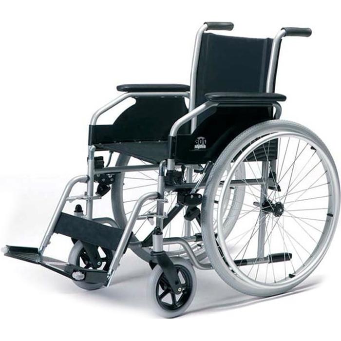 Купить Кресло-коляска для инвалидов механическая Vermeiren NV 708D, сталь, нейлон