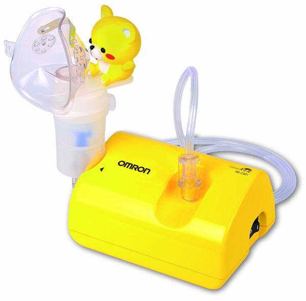 Купить Компрессорный детский ингалятор - небулайзер Omron CompAIR NE-C24 Kids, Omron Healthcare