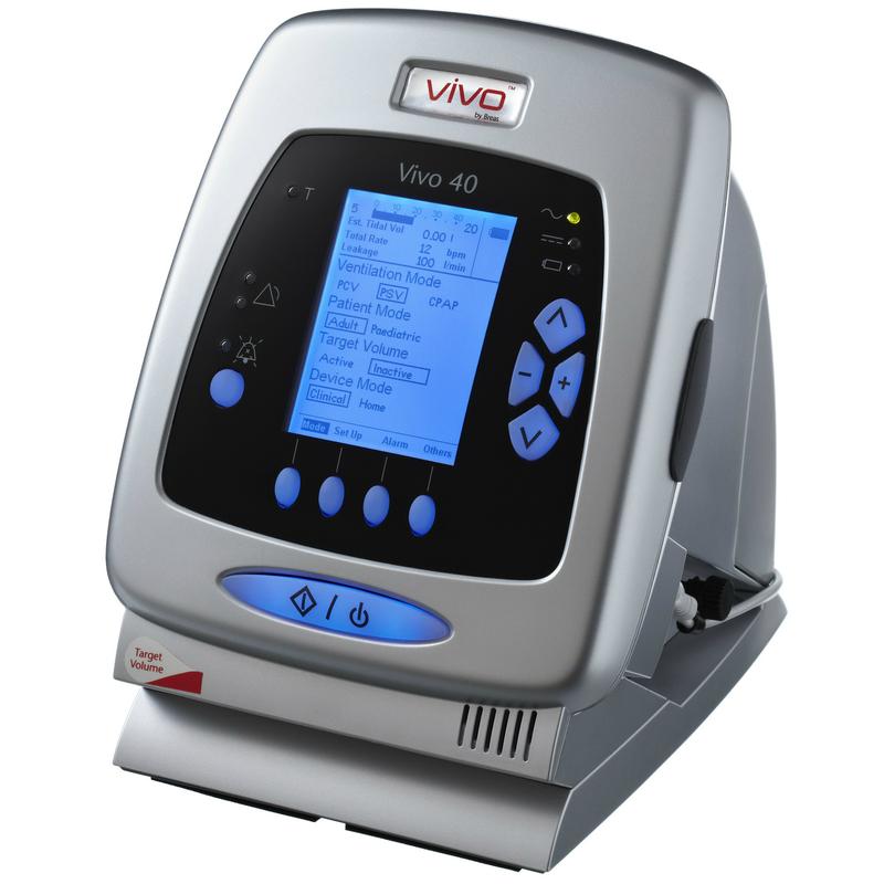 Купить Breas Vivo 40 - аппарат для неинвазивной вентиляции легких, Breas Medical AB