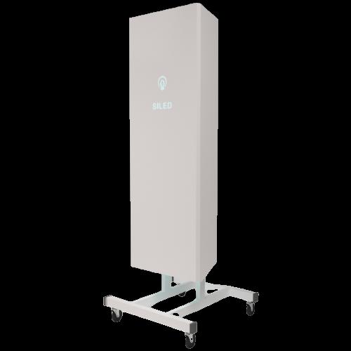 Купить Бактерицидный рециркулятор Siled SLD-UV-MED-450 (до 450 м³/ч) черного цвета