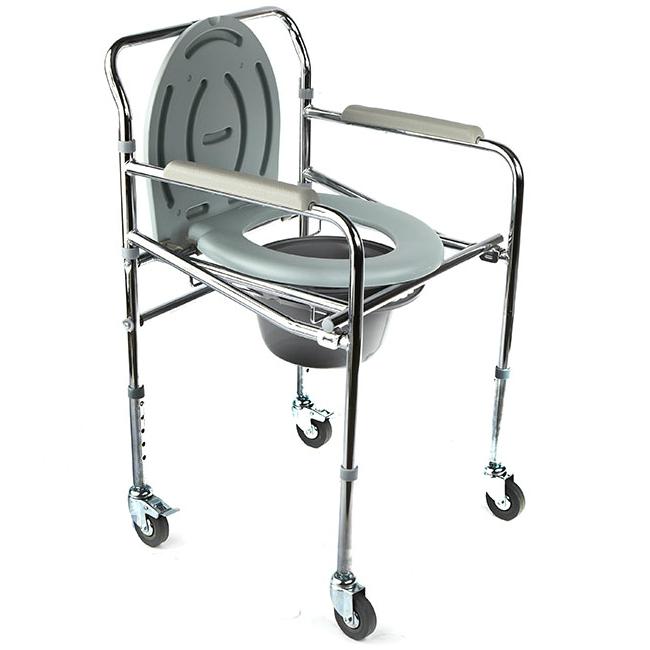 Купить Кресло-туалет для инвалидов и пожилых людей WC Mobail, Valentine International