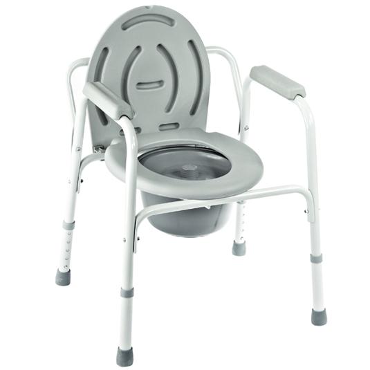 Кресло-туалет для инвалидов и пожилых людей Valentine WC Econom, Valentine International  - купить со скидкой