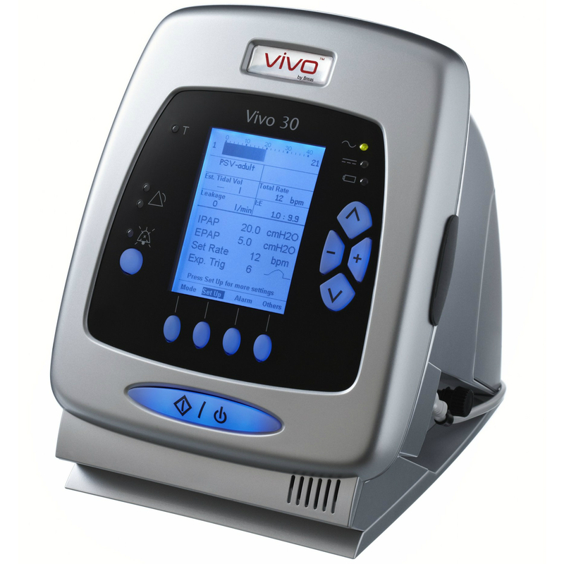 Breas Vivo 30 - аппарат для неинвазивной вентиляции легких