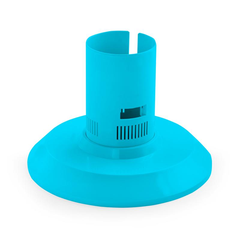 Купить Подставка Армед Home для однолампового рециркулятора (голубая), АРМЕД (Китай), 30 х 21 см, пластик