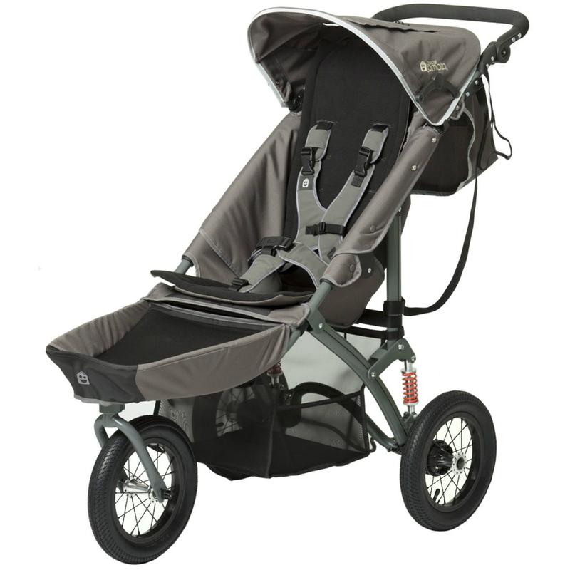Инвалидное кресло-коляска прогулочная для детей с ДЦП Special Tomato Jogger (без корзины)  - купить со скидкой