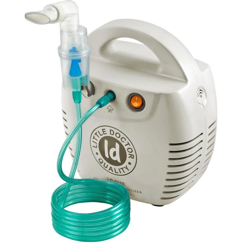 Купить Компрессорный ингалятор - небулайзер Little Doctor LD-211C, Little Doctor International (S) Pte. Ltd