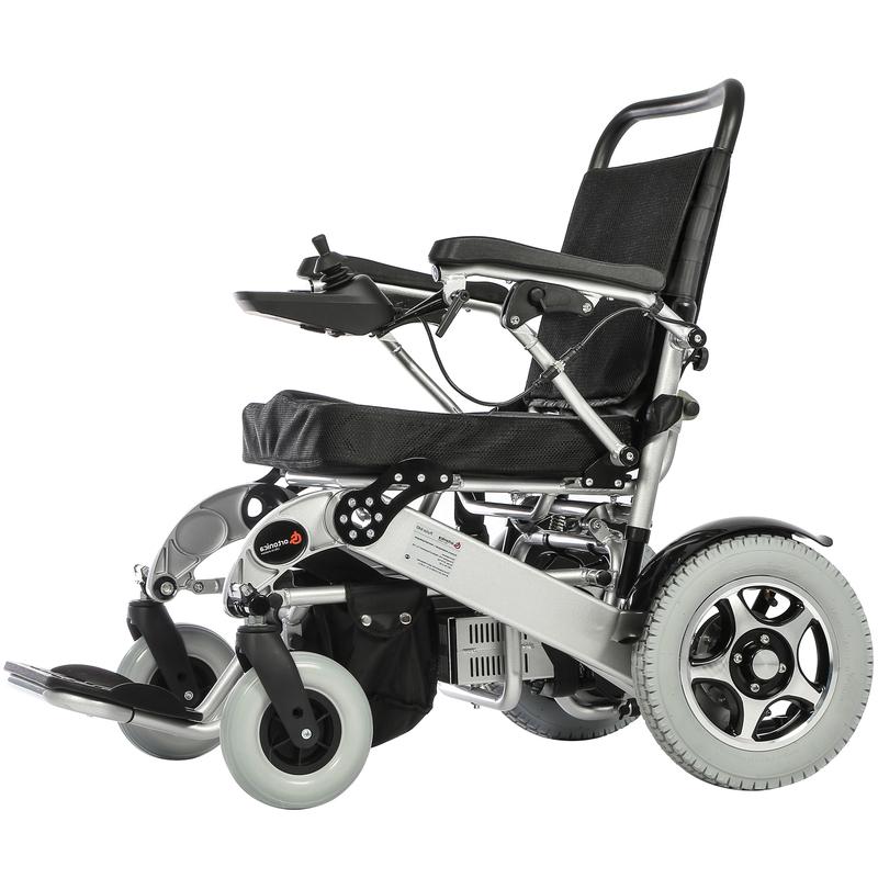 Купить Кресло-коляска с электроприводом Ortonica Pulse 640