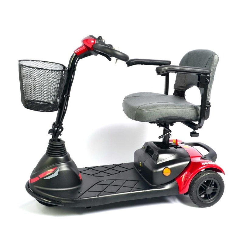 Купить Электрический скутер для инвалидов Titan LY-103-265, Titan Deutschland GmbH