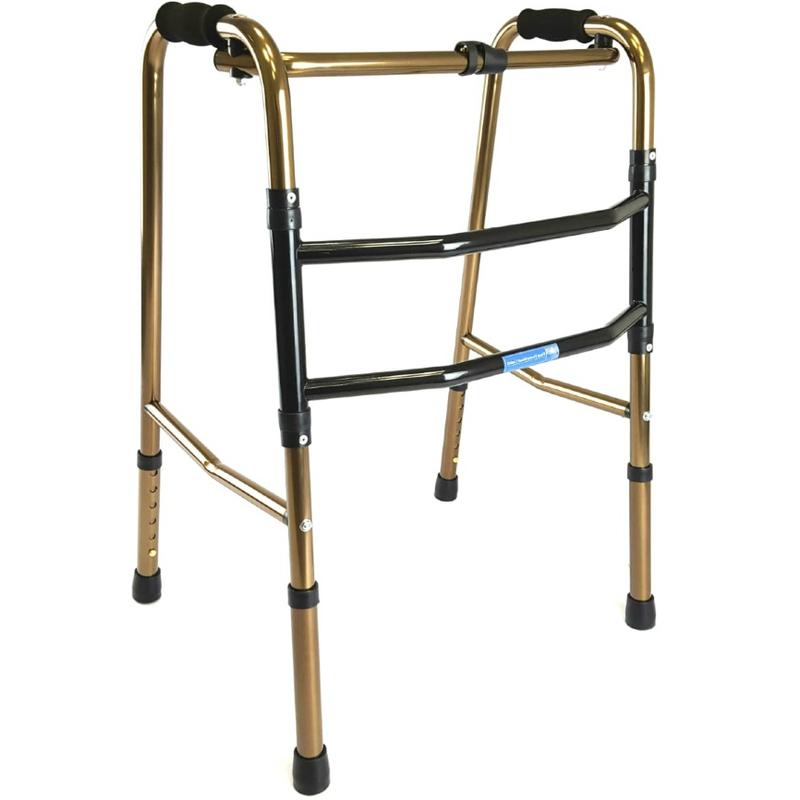 Купить Ходунки шагающие для пожилых людей и инвалидов Titan LY-505-B, Titan Deutschland GmbH, алюминий