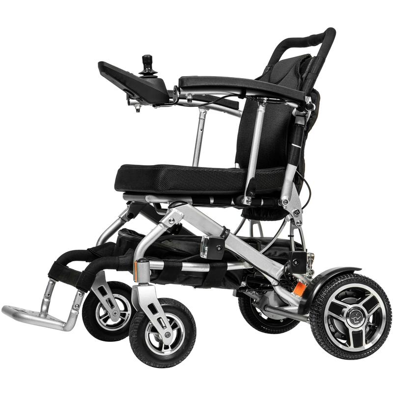 Купить Кресло-коляска с электроприводом Ortonica Pulse 650