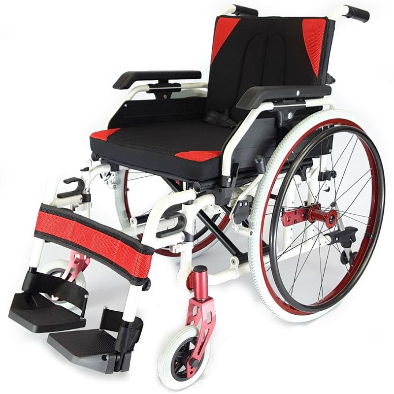 Купить Кресло-коляска для инвалидов облегченная Titan 710-9863, Titan Deutschland GmbH