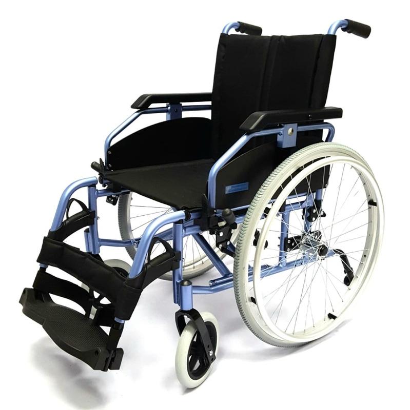 Купить Кресло-коляска для инвалидов механическая Titan LY-710-070 43 размер, Titan Deutschland GmbH, алюминий, нейлон, пластик