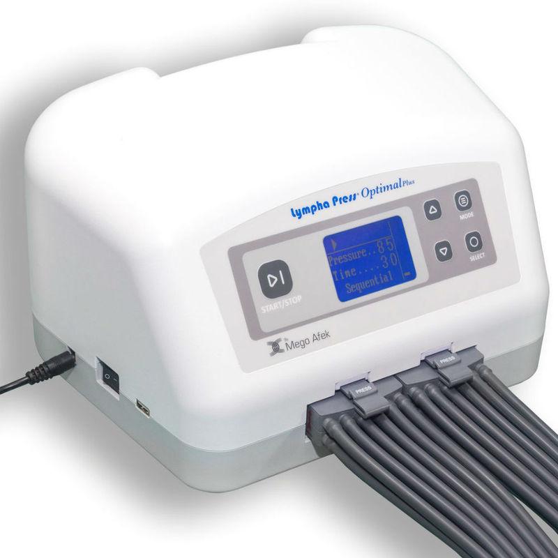 Купить Аппарат для лимфодренажа Lympha Press Plus только сам аппарат, MegoAfek LTD