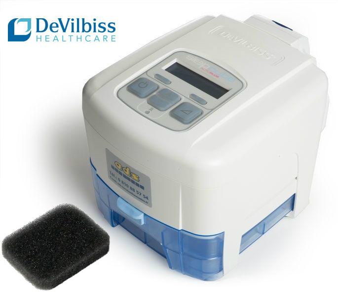 Купить Фильтры грубой очистки для DeVilbiss SleepCube (6 штук), DeVilbiss Healthcare LLC