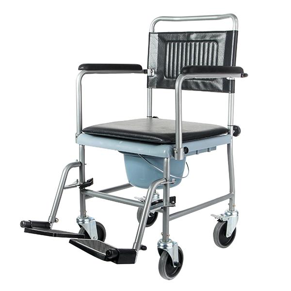 Купить Кресло-туалет для инвалидов и пожилых людей Barry W2 (5019W2P)
