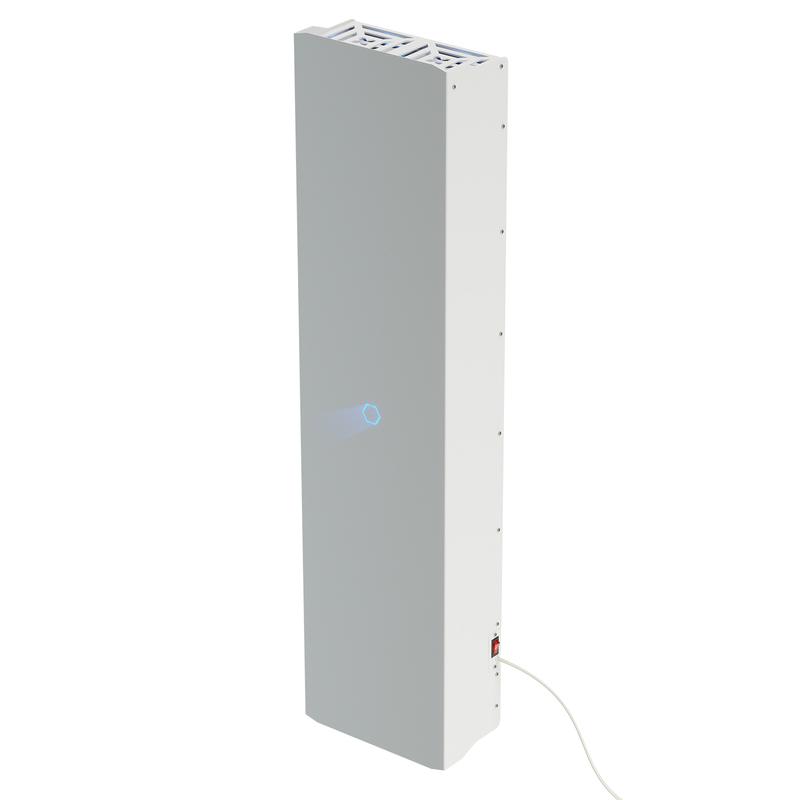 Купить Бактерицидный рециркулятор ОВУ-04 Солнечный Бриз-4 (до 120 м³/ч) без РУ без передвижной подставки, РЭМО