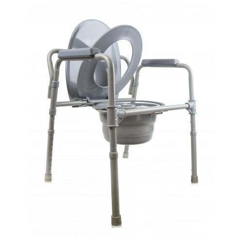 Купить Кресло-туалет для инвалидов и пожилых людей АМСВ6809, Amrus Enterprises, Ltd.