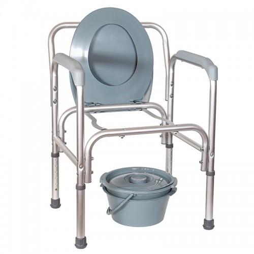 Купить Кресло-туалет для инвалидов и пожилых людей АМСВ6804, Amrus Enterprises, Ltd.