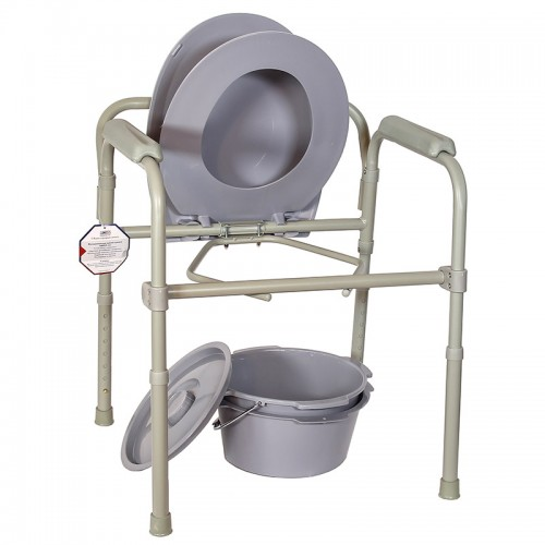 Купить Кресло-туалет для инвалидов и пожилых людей AMCB6806, Amrus Enterprises, Ltd.