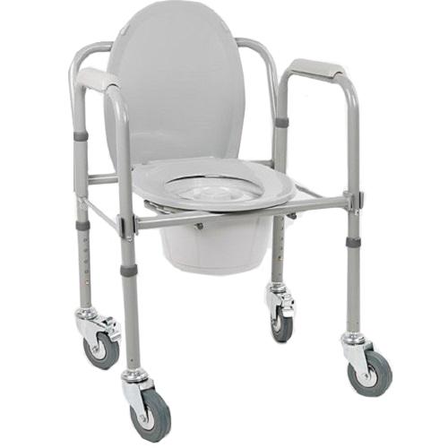 Купить Кресло-туалет для инвалидов и пожилых людей Valentine 10581CA, Valentine International