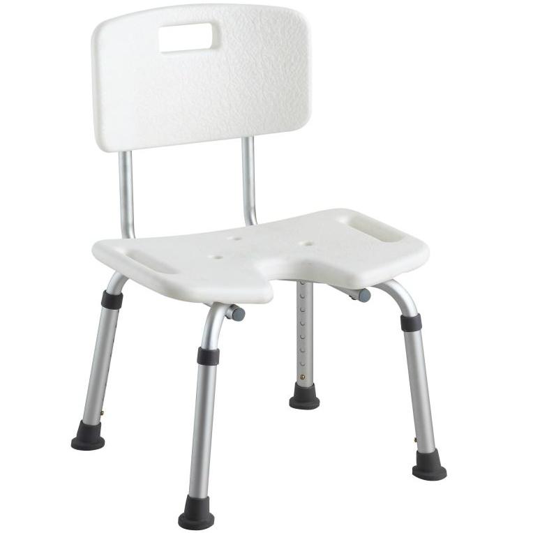 Купить Стул для ванной комнаты Titan Violet LY-1006, Titan Deutschland GmbH, алюминий, пластик