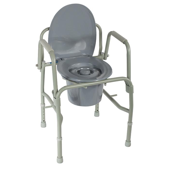 Купить Кресло-туалет для инвалидов и пожилых людей Valentine 10583, Valentine International