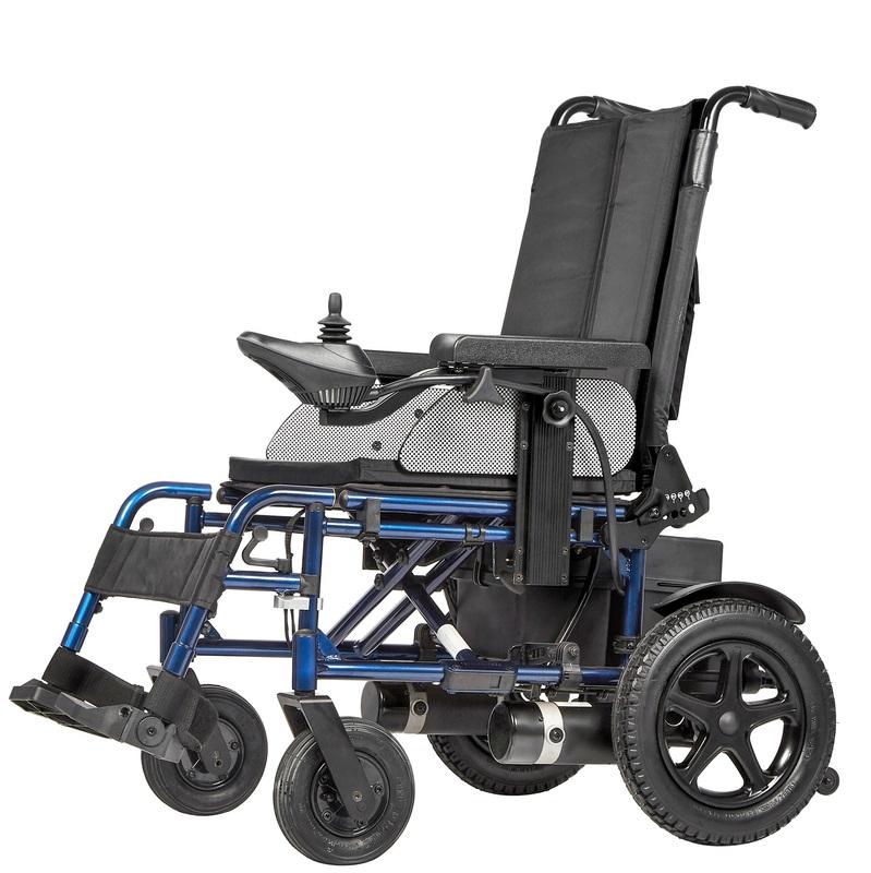 Купить Кресло-коляска с электроприводом Ortonica Pulse 150 50, 5 размер
