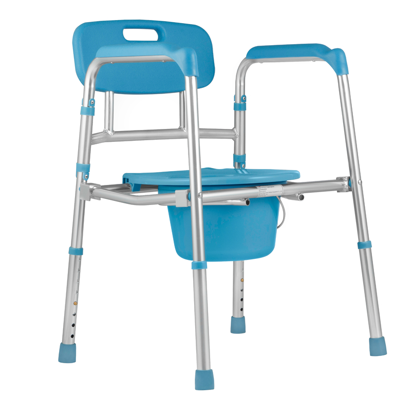 Кресло-стул с санитарным оснащением Ortonica TU5 Размер 55 см  - купить со скидкой