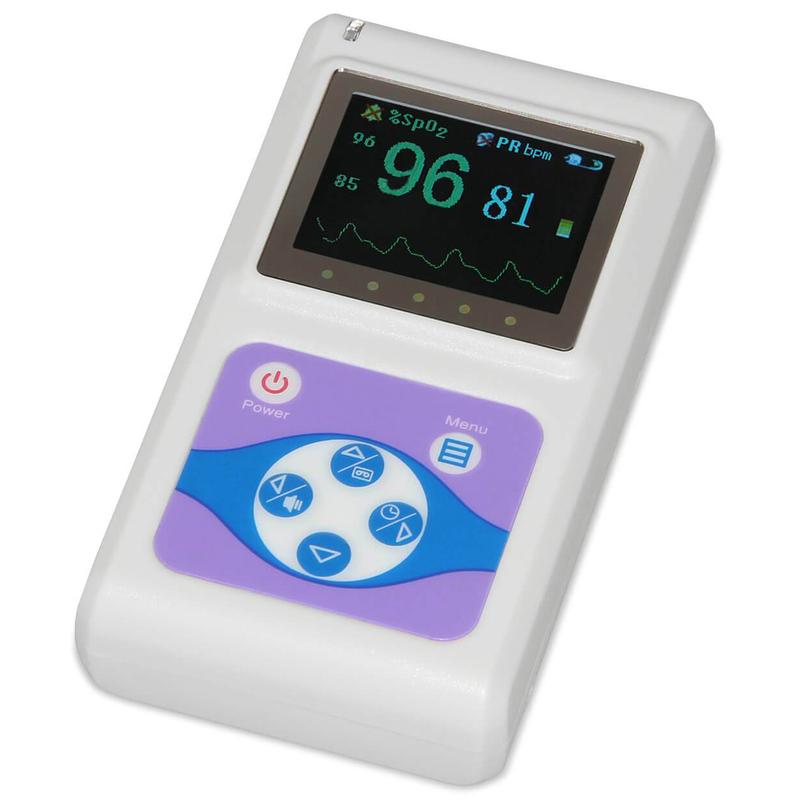 Купить Пульсоксиметр портативный CMS 60D, Contec Medical Systems