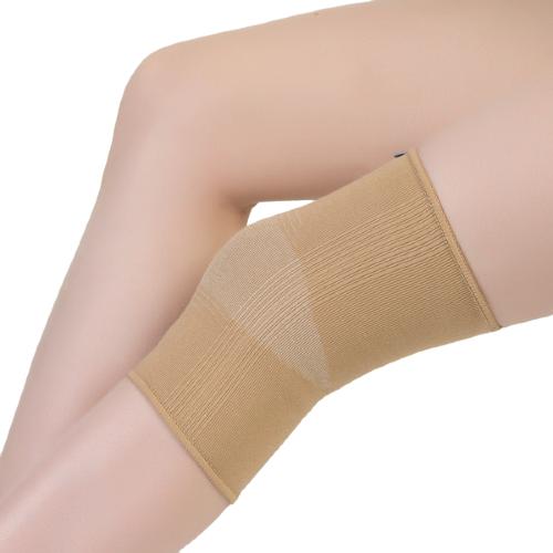 Купить Бандаж на коленный сустав B.Well W-331 бежевый размер L, B.Well, Ltd.
