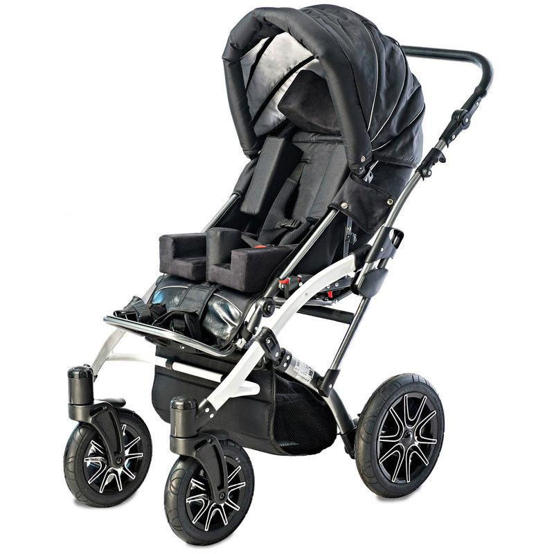 Купить Кресло-коляска прогулочная для детей с ДЦП Akcesmed Гиппо Hp Размер 1, Akces-MED Sp. z o.o.