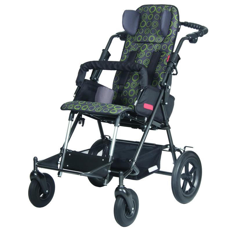 Купить Кресло-коляска прогулочная для детей с ДЦП Patron Ben 4 Plus Big Ben, Patron Bohemia a.s