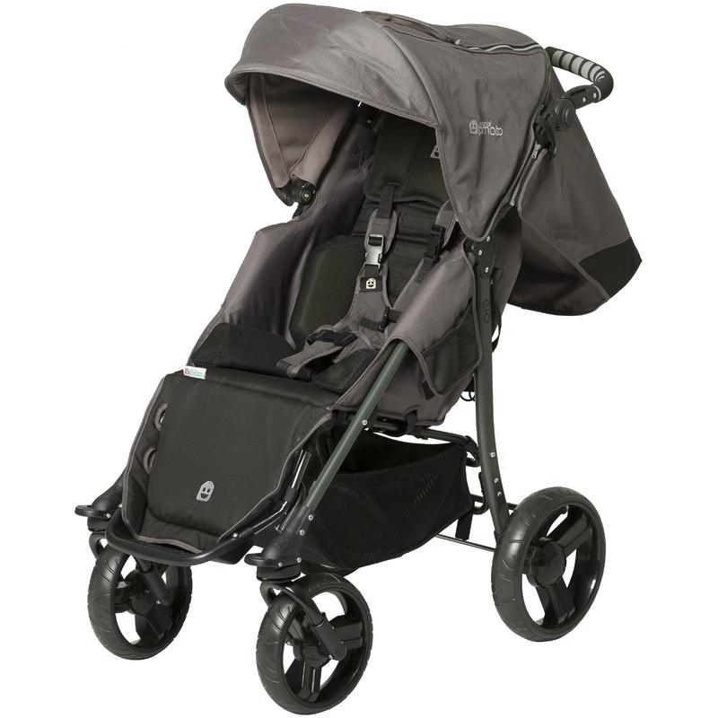 Купить Инвалидное кресло-коляска прогулочная для детей с ДЦП Special Tomato EIO