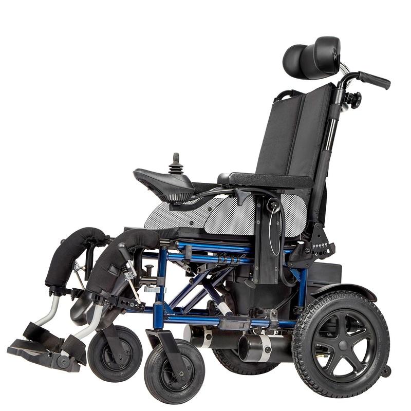 Купить Кресло-коляска с электроприводом Ortonica Pulse 170 50, 5 размер