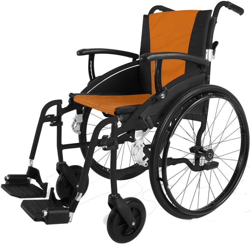 Кресло-коляска для инвалидов Excel G-Logic 45 см  - купить со скидкой