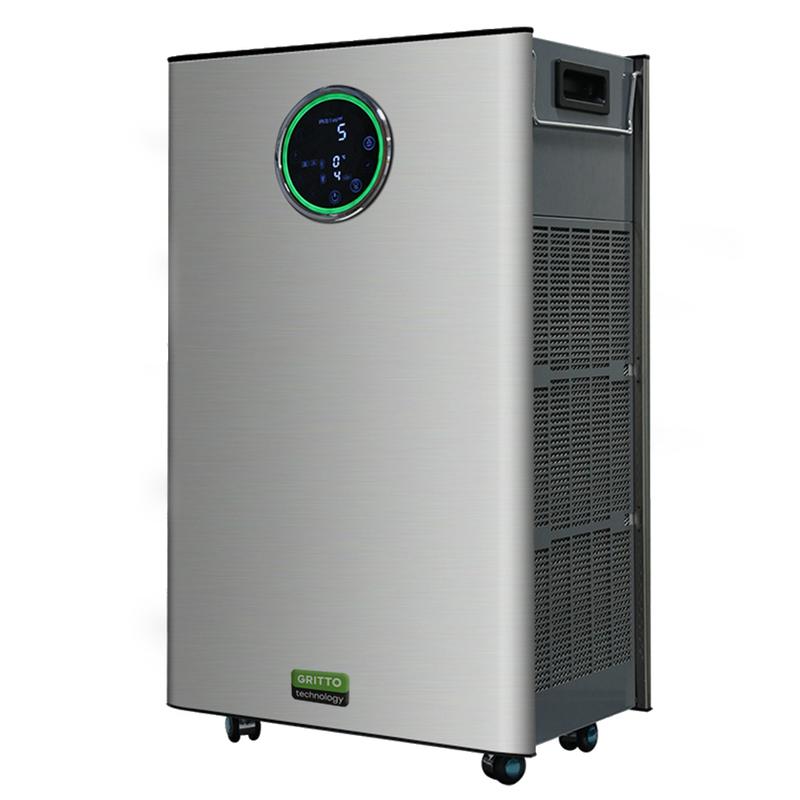 Купить Рециркулятор воздуха бактерицидный GRITTO V5 (до 140 м²)