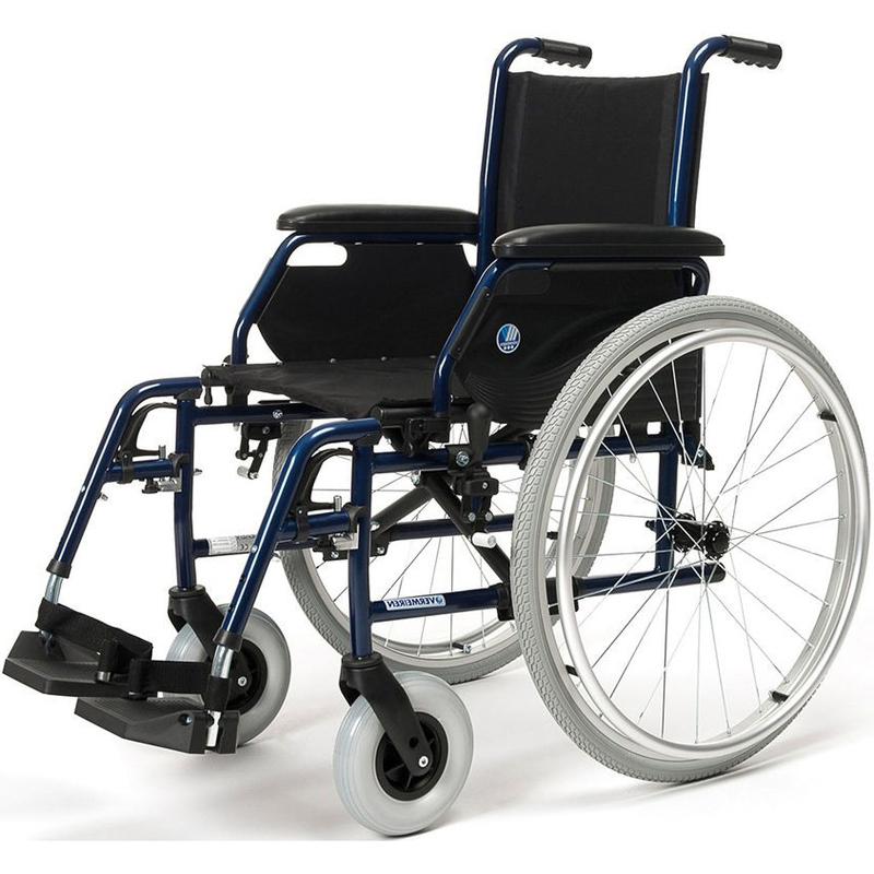 Купить Кресло-коляска для инвалидов механическая Vermeiren Jazz S50, сталь