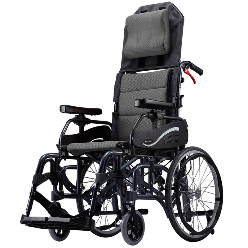 Кресло-коляска многофункциональная Karma Ergo 152 18 F14, Karma Medical Products Co.  - купить со скидкой