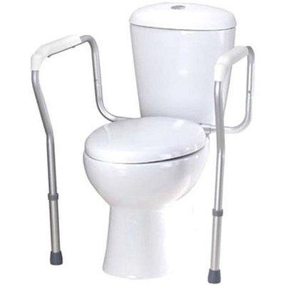 Купить Опорный поручень для туалета Titan Profi-Mini LY-3004, Titan Deutschland GmbH, серебрянный, металл