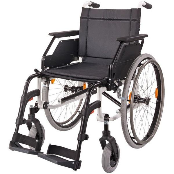 Купить Кресло-коляска для инвалидов механическая Titan LY-710-2201 (Caneo E) 39 размер, Titan Deutschland GmbH, алюминий, нейлон, пластик