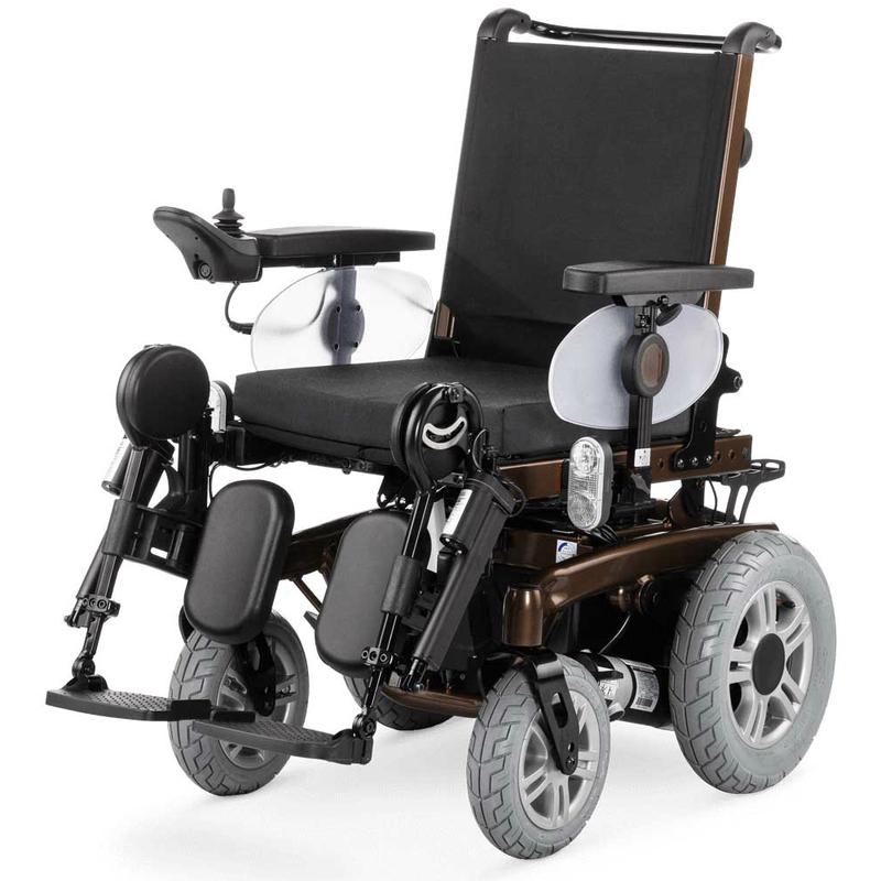 Купить Кресло-коляска с электроприводом MEYRA iChair MC2 1.611 43 размер / STANDARD, MEYRA GmbH