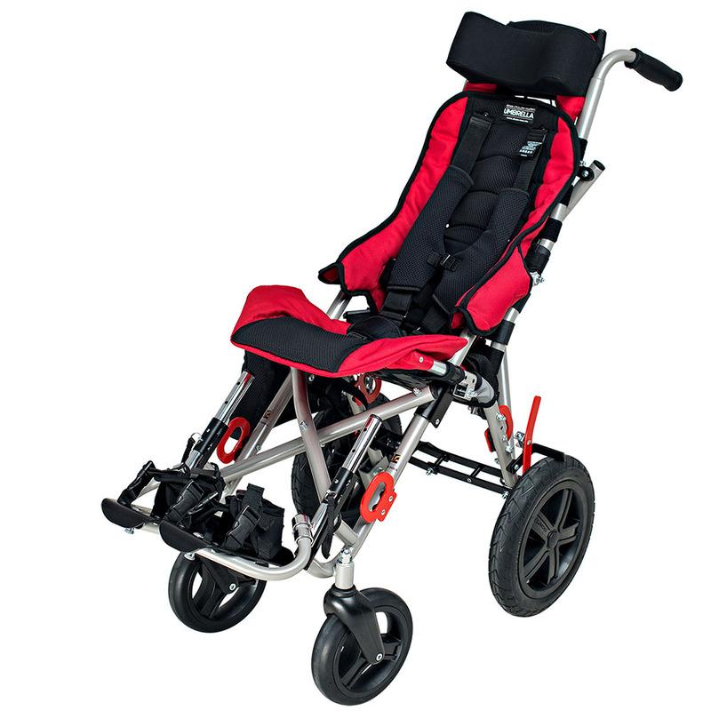 Купить Кресло-трость прогулочная для детей с ДЦП Akcesmed Рейсер Омбрело Ro Размер 3, Akces-MED Sp. z o.o.