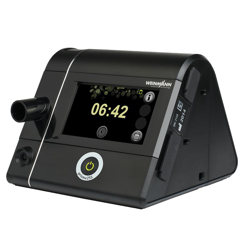 Купить Weinmann Prisma25S - аппарат для неинвазивной вентиляции легких аппарат без маски, Löwenstein Medical